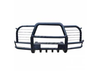 Бампер передний силовой на УАЗ 469 Тайга с защитой фар