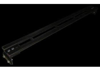 Аэродинамическая багажная стойка на УАЗ Патриот и Патриот пикап КИТТ- БС-2