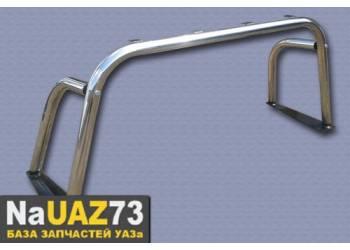 Дуга защита (верхняя) кузова на УАЗ Патриот Пикап