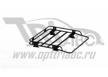 Багажник экспедиционный на крышу кунга АВС-Дизайн UAZ Пикап 2010-