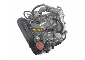 Двигатель ЗМЗ-5143 ОL Хантер-315148 с ГУР ЕВРО-3