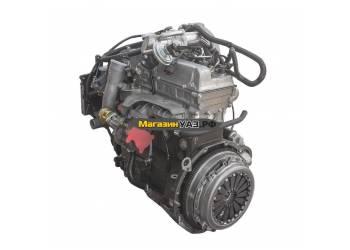 Двигатель ЗМЗ-51432 УАЗ-Патриот под компрессор конд. и насос ГУР, EURO-4