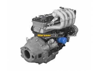 Двигатель ЗМЗ-40906 УАЗ АИ-92 ,Патриот КПП DYMOS ЕВРО-5