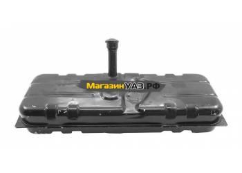 Бак 452 топливный основной (56 л) с длинной горловиной (2206-94-1101008-02 / 452-1101008 / 3303-1101008 / 452Р-1101008)