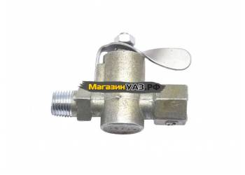 Кран масляного радиатора ПП6-1++ (3151-1013140 / 3151 -1013140-01 / 51-1013140-А)