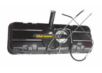 Бак 452 топливный правый инжектор в сборе с электробензонасосом /новинка/ (2206-95-1101007-02)