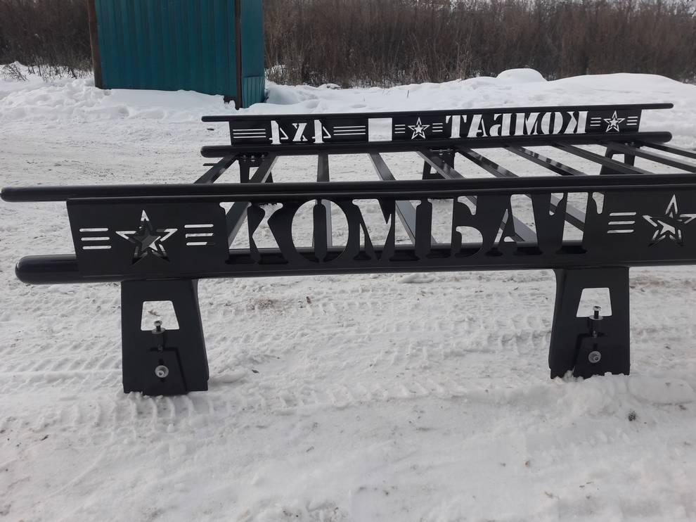 Багажник на УАЗ 469, Хантер КОМБАТ